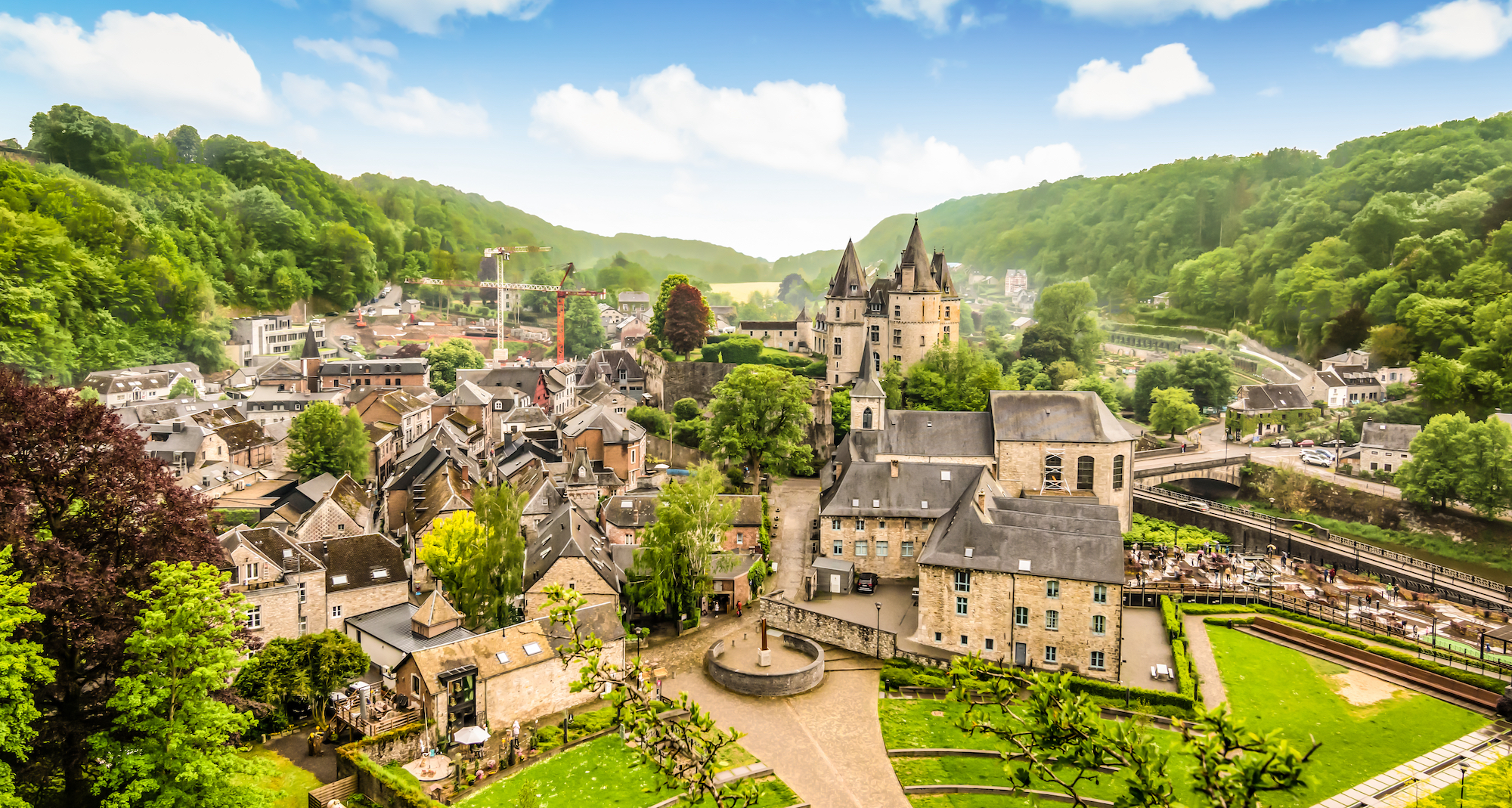 investeren in de Ardennen, FCA Investment, Durbuy